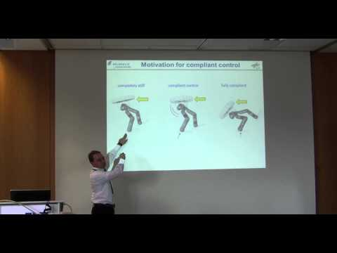 Christian Ott: Lecture on Feedback Control of Humanoid Robots: Balancing and Walking
