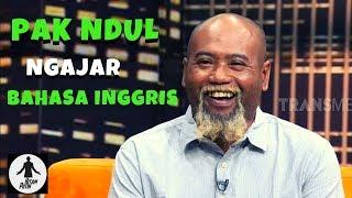 Download lagu PAK NDUL, Ahlinya Ahli Mengajar Bahasa Inggris | HITAM PUTIH (12/03/19) Part 1