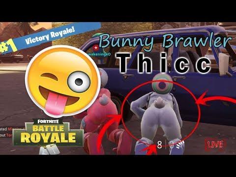 Fortnite bunny thicc youtube - Fortnite bunny brawler ...