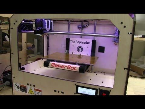 EEVblog #318 - Makerbot Replicator 3D Printer Unboxing & Review
