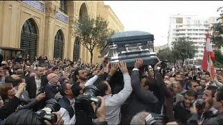В Ливане похоронили певицу Сабах, суперзвезду арабского мира