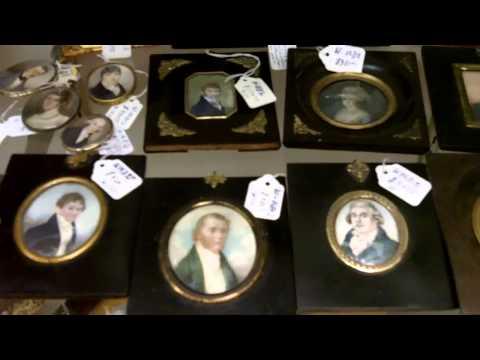 Antique Miniature Paintings
