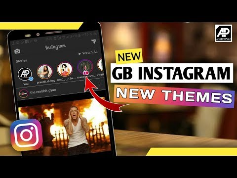 CUSTOM Themes For  GB Instagram Full Featured And  Latest Updates.