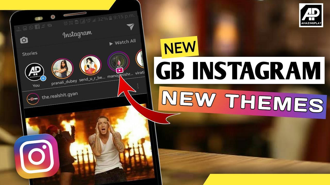gb instagram download for android