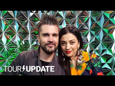 Latin Superstar Juanes Headlines in North American   Tour Update