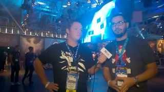Electronic Arts - relacja z konferencji [GAMESCOM]