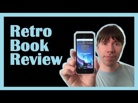 2010: Odyssey Two, by Arthur C. Clarke | Retro Book Review