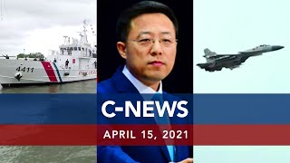 UNTV: CNEWS | April 15, 2021