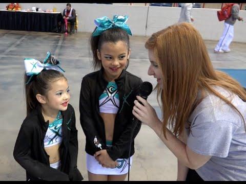Peyton Posadas & Mackenzie Posadas 2016 Cheer Extreme