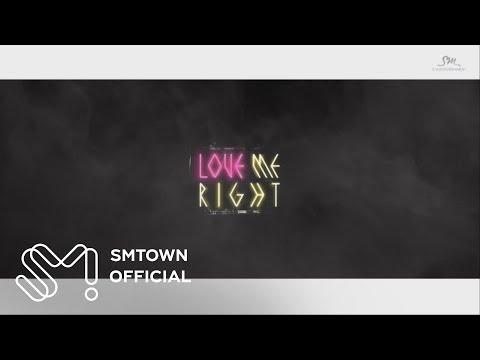 EXO 엑소 'LOVE ME RIGHT' MV Teaser Mp3