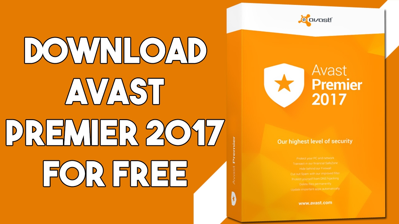 how to get avast premium for free