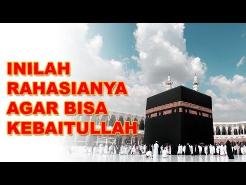 BELUM BISA BERANGKAT HAJI! LAKUKAN INI - Ustadz Khalid Basalamah.