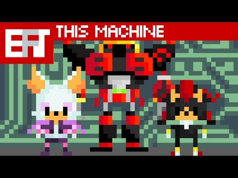 Sonic Heroes - This Machine (Chiptune Cover)