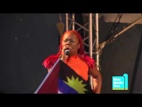 Antigua Carnival 2012   Jumpy Monarch   Claudette  CP  Peters