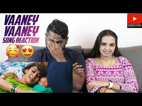 Vaaney Vaaney Video Song Reaction | Malaysian Indian Couple | Viswasam | Ajith Kumar | Nayanthara