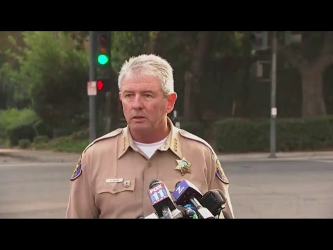 WATCH LIVE: Authorities update mass shooting in Thousand Oaks, CA.
