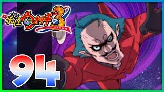 Yo-Kai Watch 3 Sushi / Tempura - Episode 94 | Final Boss Backstory! (YoKai Watch 3 Gameplay)