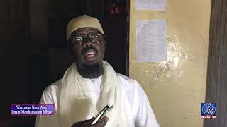 Waxtaanu Koor Avec Imam Mouhamadou Mbaye 15 Les noms des bédouins اسماء البدريين Suite