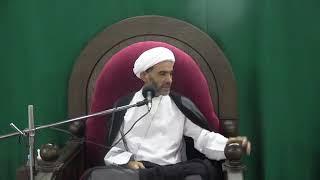 الشيخ علي مال الله - حكم قرأة القرأن في نهار الصيام لمن لا يجيد القرأة
