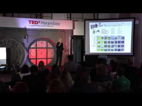 STEAM by DESIGN: Linda Nelson Keane at TEDxHarambee