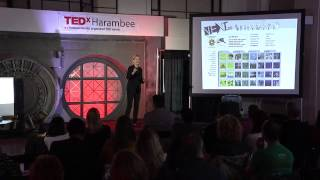 STEAM by DESIGN: Linda Nelson Keane at TEDxHarambee