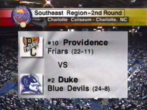 Providence vs. Duke 03.16.1997 (NCAA Tournament Second Round)