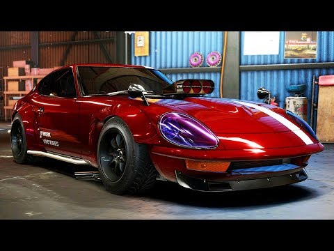need for speed payback nissan 240z derelict parts guide worldnews