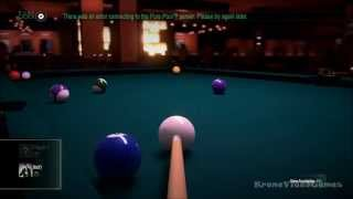 Pure Pool Gameplay (PC HD)