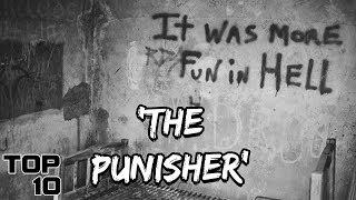 Top 10 Scary Hidden Prisons