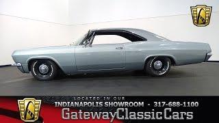 1965 Chevrolet Impala - Indianapolis Showroom -  Stock # 1014