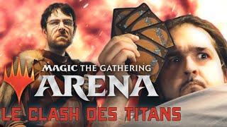 (Sponso) Magic the Gathering Arena - Montagne de Sel