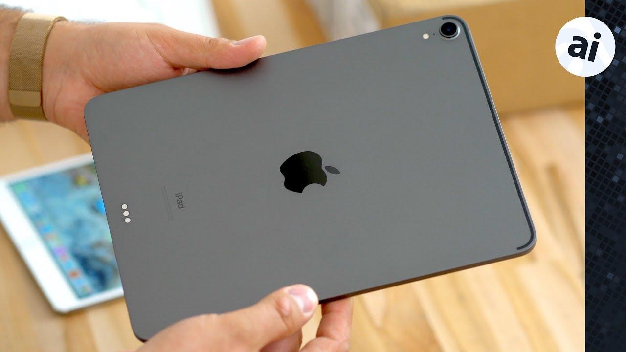 """2018 11"""" iPad Pro vs 10.5"""" iPad Pro - YouTube"""