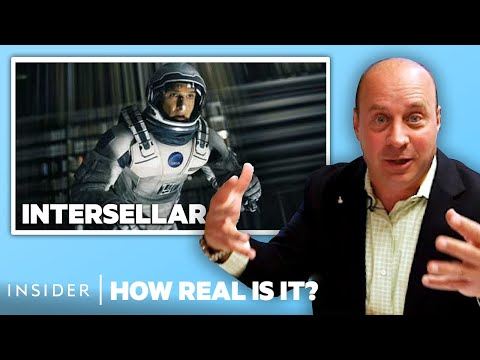 Real Astronaut Rates Unrealistic Space Movie Scenes | How Real Is It?