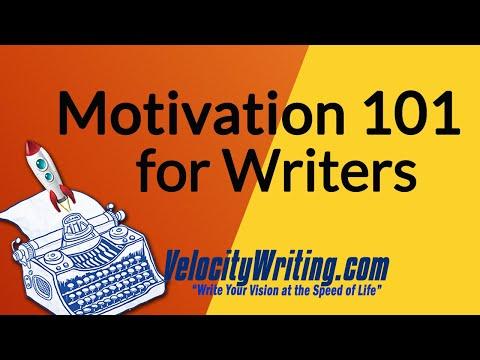 Menulis Itu Butuh Motivasi Kuat
