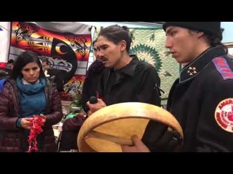 Celebration of Life: Dennis Banks (Nowa Cumig) Veteran Honor Song