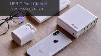 Energizer® USB-C Power Hub 45W Power Delivery (XP20001PD)_HD