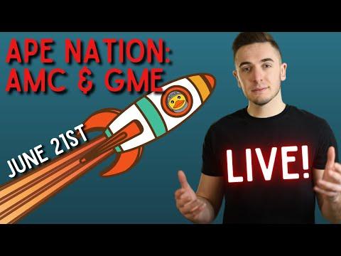 🔴[LIVE] AMC \u0026 GameStop 💎🙌: TO THE MOON 🚀🚀🚀    Analysis \u0026 Predictions