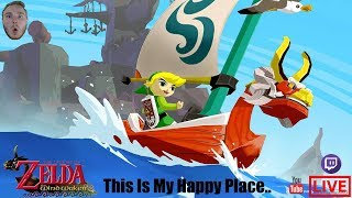 🏹We Are Exploring EVERY Island! // Can We Beat It Tonight?🏹  - Zelda Wind Waker HD🎼