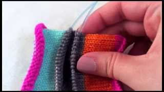 No Gap Afterthought Heel Tutorial