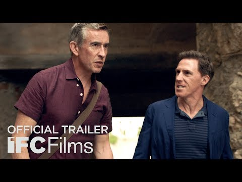 The Trip to Spain - Official Trailer I HD I IFC Films