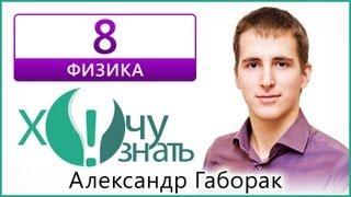 Видеоурок 8 по Физике Диагностический ГИА 2012 (05.12)