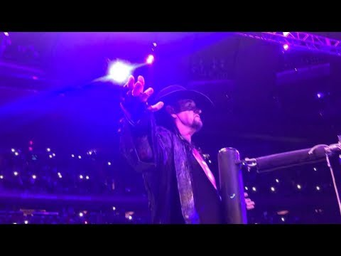 Witness The Undertaker's ominous Madison Square Garden entrance: WWE Exclusive, July 9, 2018