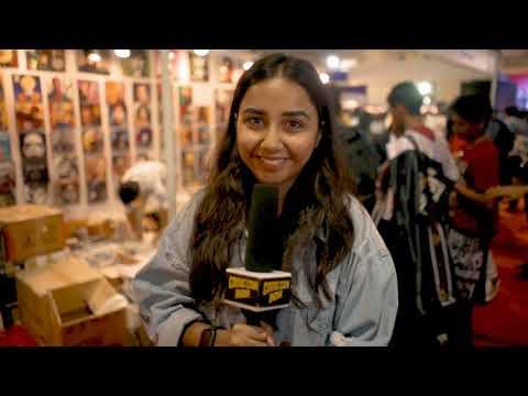 Mumbai Comic Con 2017- Official Aftermovie