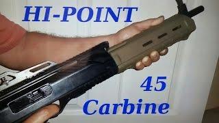 Hi Point carbine mod