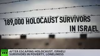 Video 'Still refugees as before': Israeli Holocaust survivors live in poverty, loneliness download MP3, 3GP, MP4, WEBM, AVI, FLV Juli 2018