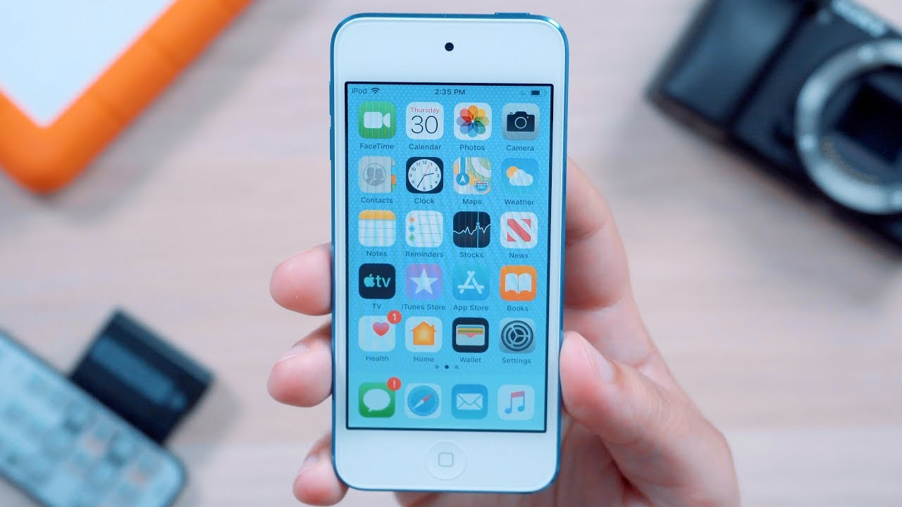 Hands-On With Apple's New 7th-Generation iPod Touch - MacRumors