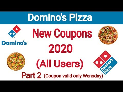 Domino's Coupons 2020 | Domino's Today Offers | Domino's Promo Code