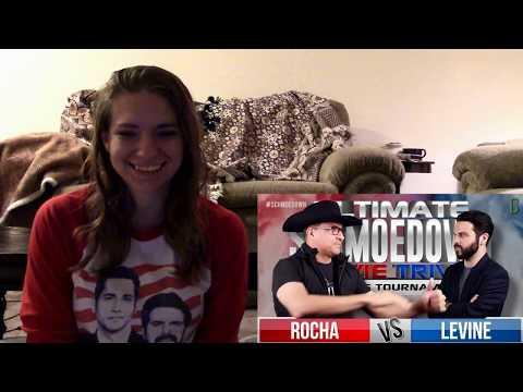 John Rocha VS Samm Levine  Ultimate Schmoedown Reaction