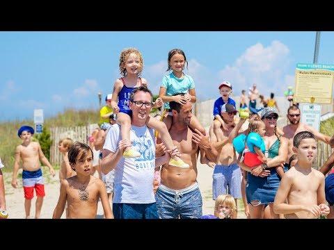 Family Beach Day 2019