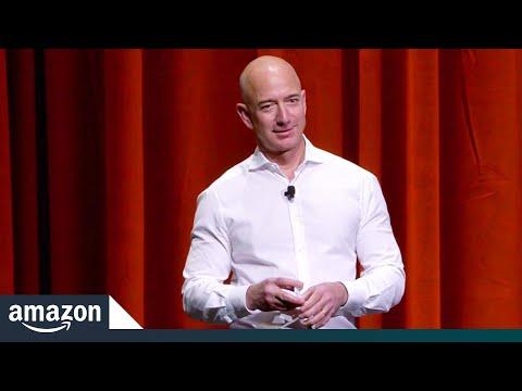 Jeff Bezos On Why It's Always Day 1 At Amazon